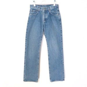 Lucky Jeans Dungarees Mid-Rise Button Fly 6/28x32